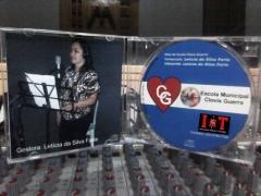 Hino do colégio cloves guerra - produzido por kleber guimarães e cristiano silva - 2009