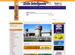 Portal de Conteúdo usando CMS para Lista Inteligente de Paulínia/SP