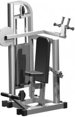 Maquina triceps francÊs