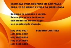 ExcursÃo paraguai - (41)3663-9327