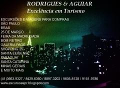 ExcursÃo sÃo paulo (41) 3663-9327