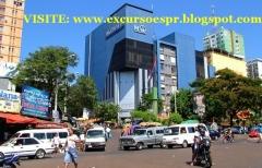 ExcursÃo curitiba paraguai (41) 3663-9327