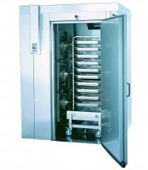 Resfriador / congelador rápido (blast chiller / freezer)
