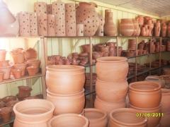 Baroni artesanatos peÇas de gesso cerÂmica vasos de barro e peÇas de madeira em campo largo - foto 2