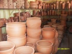 Baroni artesanatos peÇas de gesso cerÂmica vasos de barro e peÇas de madeira em campo largo - foto 16