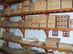 Baroni artesanatos peÇas de gesso cerÂmica vasos de barro e peÇas de madeira em campo largo - foto 19