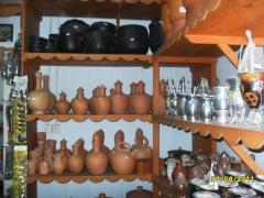 Baroni artesanatos peÇas de gesso cerÂmica vasos de barro e peÇas de madeira em campo largo - foto 9