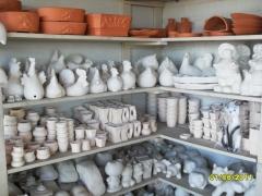 Baroni artesanatos peÇas de gesso cerÂmica vasos de barro e peÇas de madeira em campo largo - foto 17