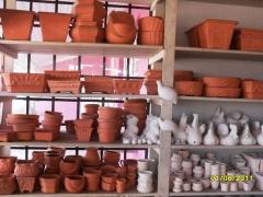 Baroni artesanatos peÇas de gesso cerÂmica vasos de barro e peÇas de madeira em campo largo - foto 6