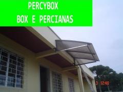 Percybox persianas toldos e box em campo largo - foto 3