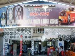 Santtos centro automotivo - cajuru e centenário