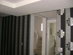 Angela decoraÇÕes cortinas persianas almofadas papel de parede colchas sancas de isopor em campo largo - foto 4