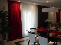 Angela decoraÇÕes cortinas persianas almofadas papel de parede colchas sancas de isopor em campo largo - foto 14