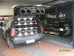 InvasÃo sound car som automotivo acessórios insulfilme e alarme em campo largo - foto 23