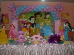 6 princesas