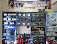 Elmo baterias automotivas e extintores - campo largo