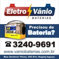 Eletro vânio baterias - foto 11