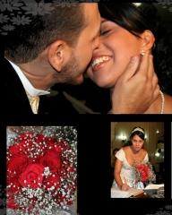Casamento  de tiago e sarah