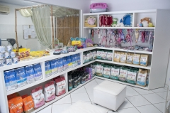 Pet shop da clínica veterinária boa esperança