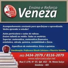 Ensino e reforço veneza