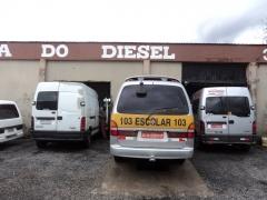 Master, sprinter, besta e todas as vans a diesel e gasolina