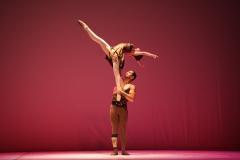 Ballet spartacus- itmar matos e livia de moraes
