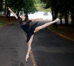 Ballet clássico no compasso
