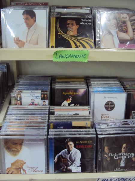 cds na linha religiosa católica.