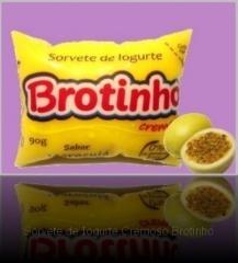 Brotinho sabor  maracujá