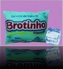Brotinho sabor blue ice