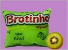 Brotinho sabor kiwi