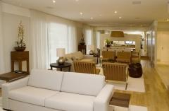 Sala em drywall