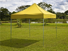 Tendas sanfondas, dobraveis e pantográficas em vários tamanhos
