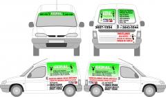 Adore comunicaÇÃo visual grafica adesivos cartao de visita banners em araucária - foto 21