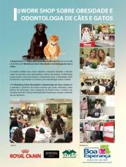 I work shop da clínica veterinária boa esperança 26/05/2011