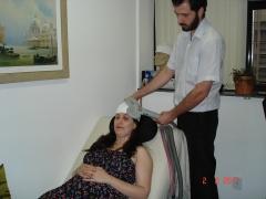 Estimulação magnética transcraniana repetitiva - emtr  - foto 4