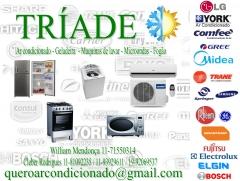 Tríade comércio e prestação de serviço