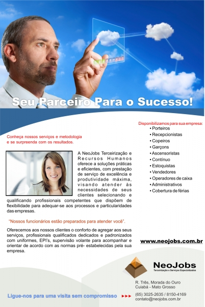 NeoJobs Terceirização e Serviços Especializados