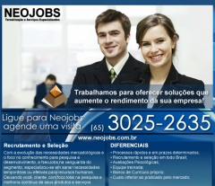 Neojobs terceirização e serviços especializados - foto 1