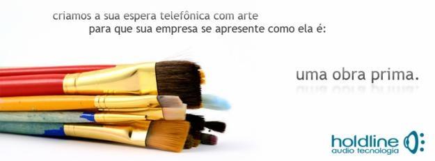 Espera Telefonica - 031 3507 1001 -  Rainier