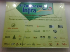 Plug apoiando evento infra 2011