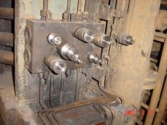 Placa multiacoplamento aplicado na siderurgia