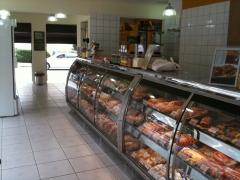 Balcão de carnes & frangos
