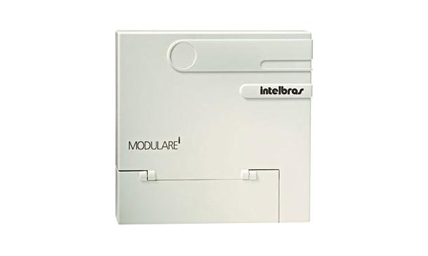 pabx modulare 4 linhas 12 ramais em promoção