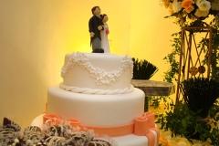 Bolo  para casamentos e festas em geral