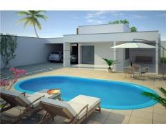 Juarez leão imóveis, vende essa linda casa alto padrão no araçagy. r$ 350.000,00 financiamento caixa. ligue (98) 8131-9154.
