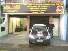 Grupo uniseg seguranÇa alarme monitorado no cic em curitiba - foto 20