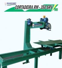 Maqfort - maquina para corte de granito modelo srf