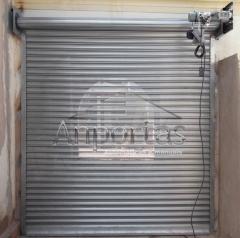 Porta de enrolar automática transvision