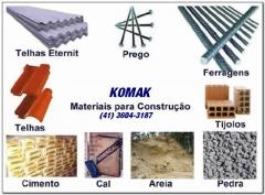 KOMAK MATERIAIS DE CONSTRUÇÃO EM FAZENDA RIO GRANDE - Foto 24